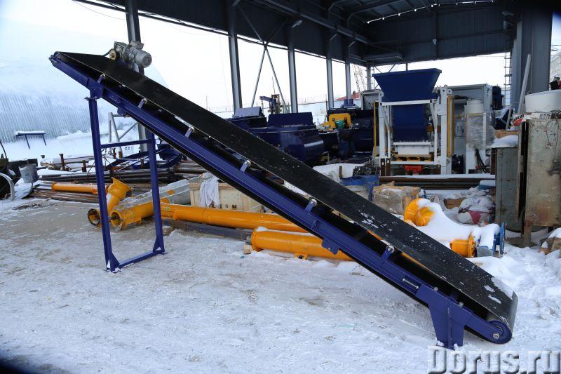 Конвейер ЛК 3-0,5 - Промышленное оборудование - Ленточный конвейер 3 метра, ширина ленты 500 мм в сб..., фото 1
