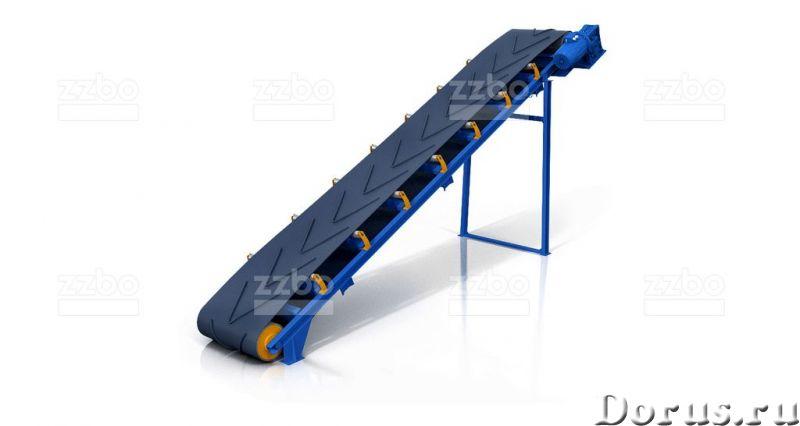 Конвейер ЛК 3-0,5 - Промышленное оборудование - Ленточный конвейер 3 метра, ширина ленты 500 мм в сб..., фото 2